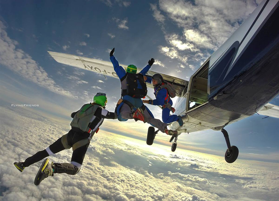 Skydive Voss Dropzone Image