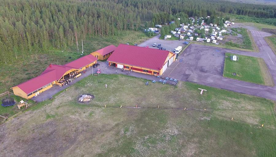 Oslo Fallskjermklubb Dropzone Image