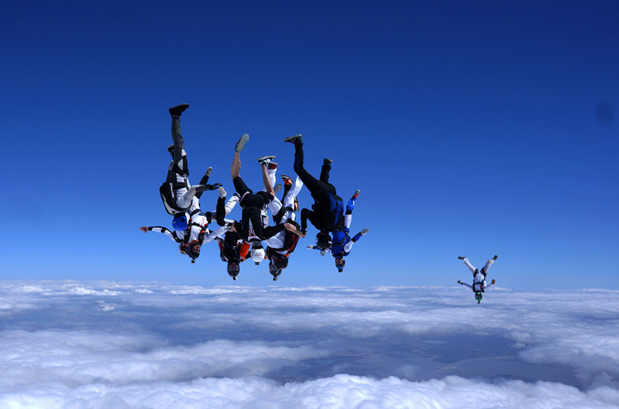 Skydive Spain Dropzone Image
