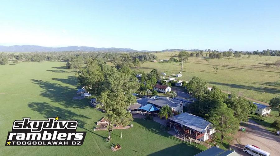 Skydive Ramblers Dropzone Image