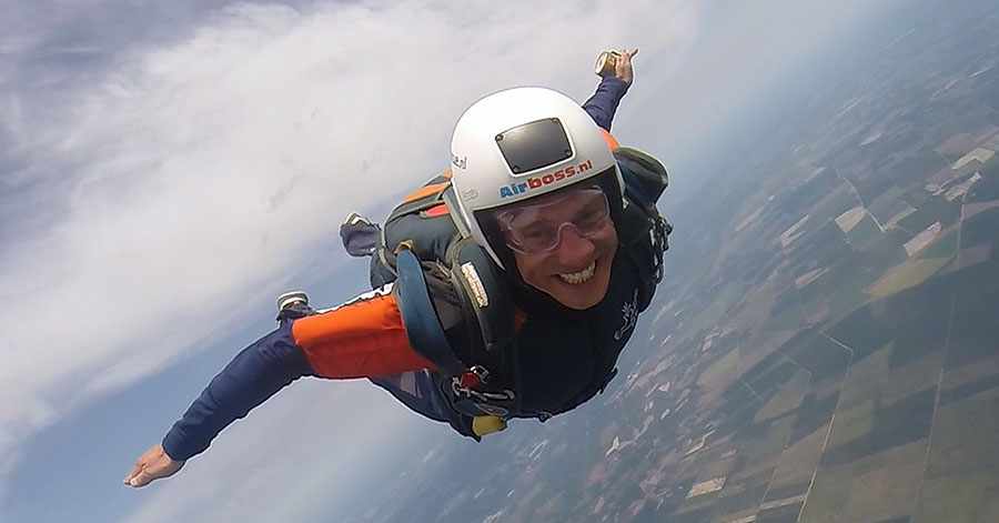 Airboss Skydiving Dropzone Image