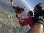 Parachute Go Skydive Dropzone Image